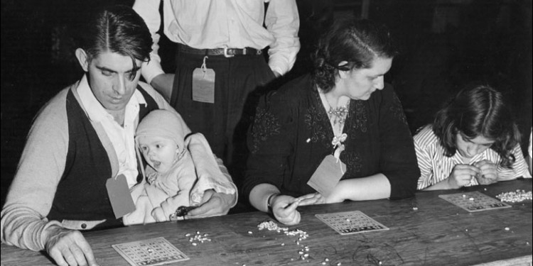 Edwin Lowe et le jeu du bingo