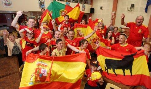 Fête Espagne